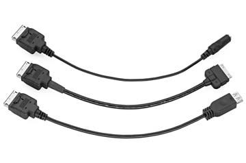 Media Interface cable set for NTG4.5 vehicles MY2013 onward (except SLK)