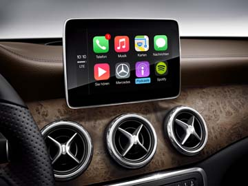 apple car play and android auto upgrade for ntg5 1. Black Bedroom Furniture Sets. Home Design Ideas