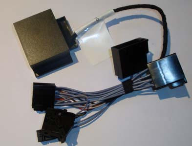 Canbus & CD Adapter for W163 ML etc