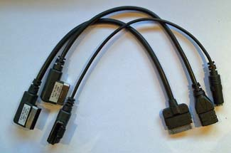 Media Interface cable set for ML/GL/R/CL/S/CLC