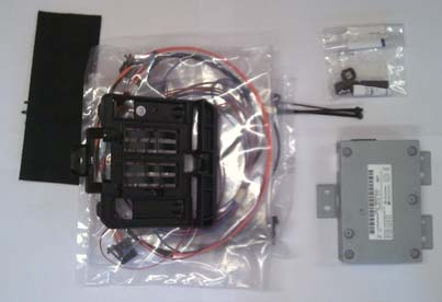 Media Interface (UCI) Retrofit Kit for new C ,  GLK class (W204) and ne