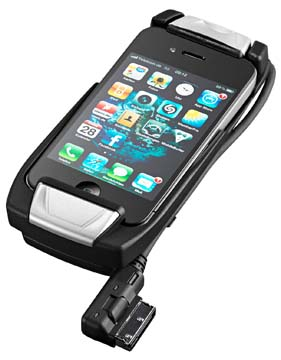 Mercedes iPhone 4 Phone cradle