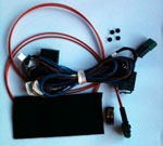 CD wiring kit for D2B W203/W209 (C/CLK) without COMAND