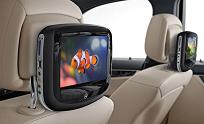 Mercedes Benz Rear seat entertainment system for W211, W219, W/X164, R251