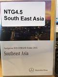 Comand APS NTG4.5 MAP DVD, South East Asia