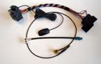 W211/W219/R171 E/CLS/SLK Audio-20-CD to COMAND NTG2.5 conversion set for cars without phone