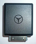 Genuine Mercedes iPod charging adapter