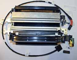 CD Changer fitting kit for W164 ML and GL - RIGHT HAND DRIVE version.