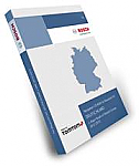 TomTom / Teleatlas DX Germany 2013-2014 - with Major Roads of Western Europe + Merian Scout guide