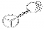 Mercedes Brussels 'Star' Keyring