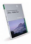 Comand APS Map DVD Africa & Middleeast V8.0 2010 for NTG1 (E,CLS,SLK,SL,S,CL,Maybach).