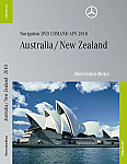 Comand APS Map DVD Australia and New Zealand for NTG3 COMAND Systems