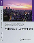 Comand APS Map DVD South East Asia 2013 for NTG4 in W204-C and SLS