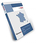 TomTom / Teleatlas DX France 2013 - 2014 - with Major Roads of Western Europe + Merian Scout guide